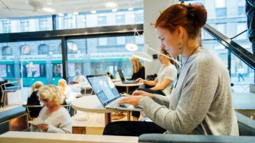 The digital skills of Finns remains the strongest competitive advantage of the Finnish economy.