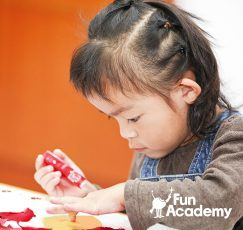 The Fun Learning approach nurtures the passion for learning through play and exploration.
