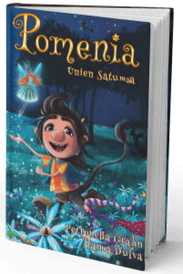 Pomenia board games and books bring families together.