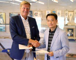 The new 1+3-year co-operation agreement will bring up to 150 Chinese athletes to Vuokatti on a permanent basis.