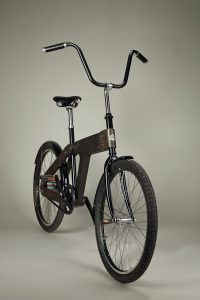 Wood Innovations Finland plants a new sapling for every tree used to make a Wiilubike.