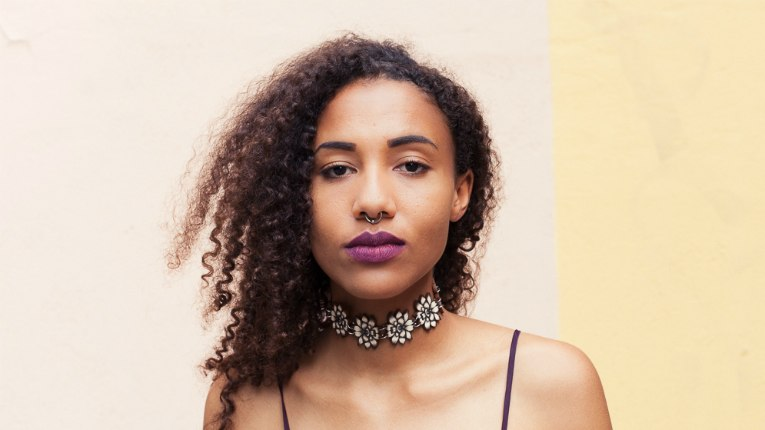 Small is casual and large is a statement in Mine Güngör's jewellery.