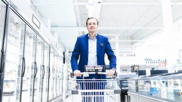 Smartcart wants to transform the retail industry with its smart shopping carts and digital retail services.