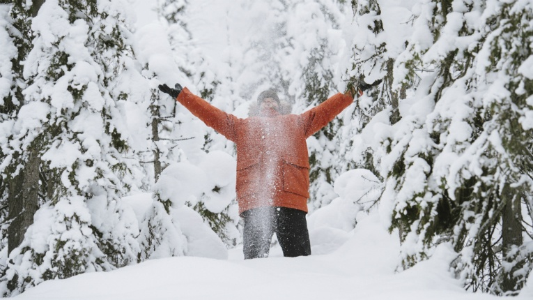 Christmas, Santa and winter continue to attract a greater number of British visitors to snowy Lapland.