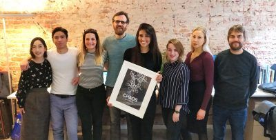 The CHAOS architects team is now 10-strong, and is one of the most diverse startups in the Nordics.