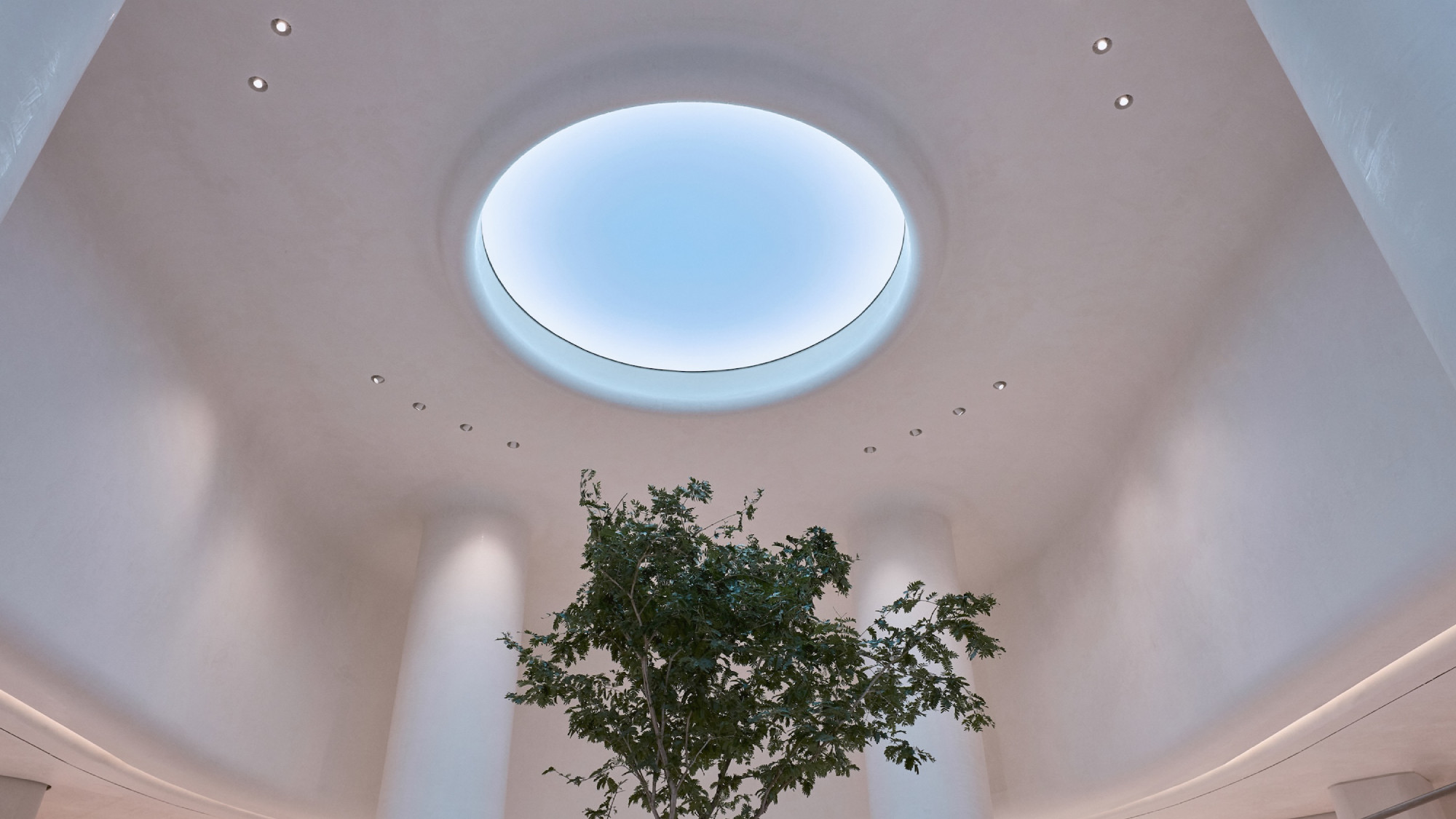 Light Cognitive's newest launch is an artificial skylight which creates the feeling of a window without the need to cut through a roof.