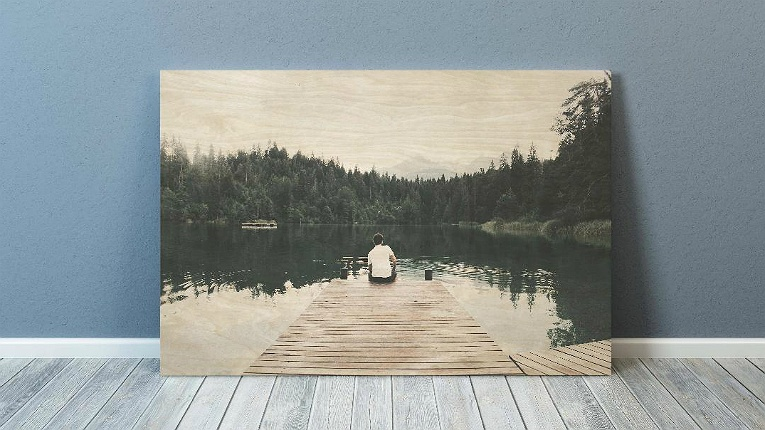 Today's technology lets anyone be a photographer, and Plywood Print helps people create wall art of their shots.