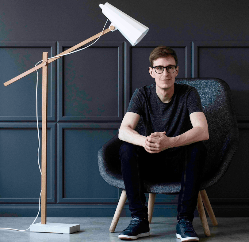 """""""For a designer, lights are interesting instruments to work with,"""" Niskanen says"""