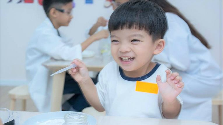 Kide Science wants learning to be fun and motivating.