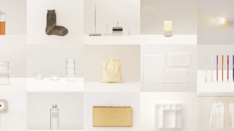 MUJI is world-renowned for its minimalist household and consumer goods that come at an affordable price.