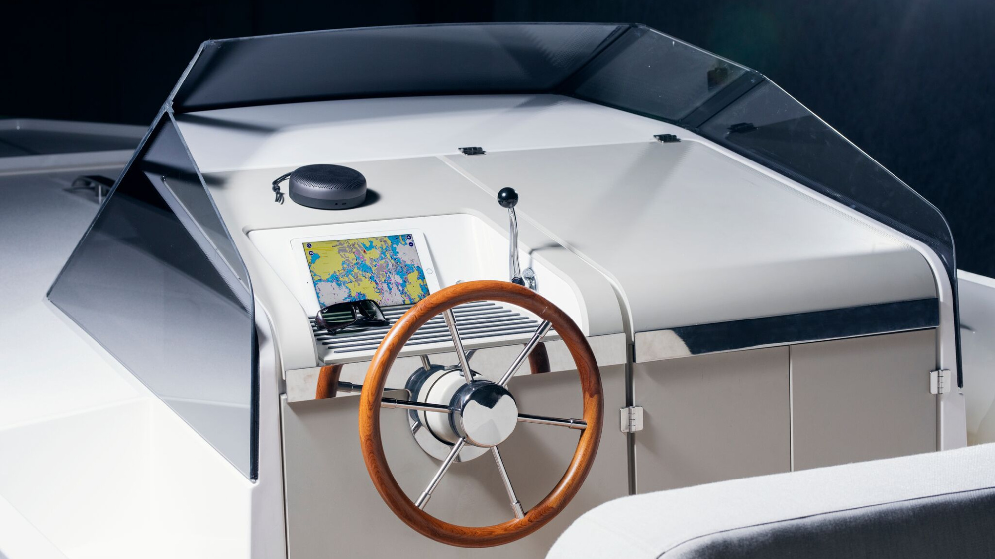 Q-Yachts is behind the wheel of a boating revolution.