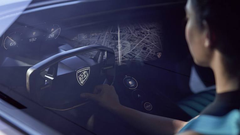 With digital tools provided by Qt, Peugeot can develop next-generation 3D displays.