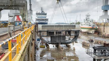 Work on the new vessel is set to commence at Rauma shipyard in 2020. Rauma Marine Construction has previously built four vessels for Tallink Grupp.