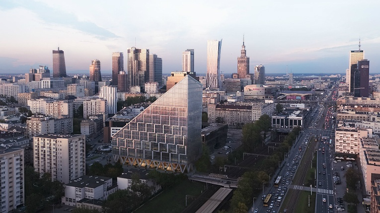 The new Warsaw location is part of the company's strategy to meet demand for professional and high-quality workspaces with extremely flexible terms.