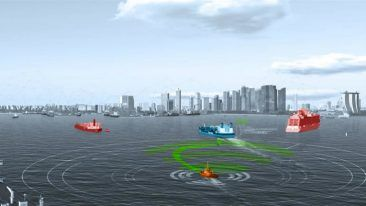The first collaborative project to be developed at Wärtsilä's new Acceleration Centre in Singapore is a harbour tug with autonomous navigation.