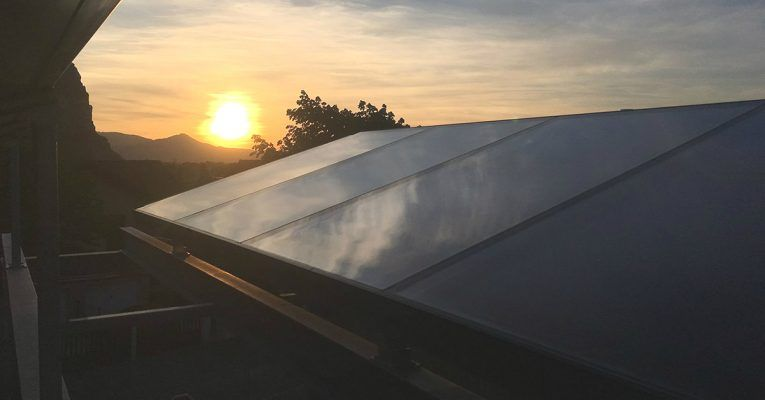 Savosolar collectors are equipped with nano-coated direct flow absorbers, helping its customers to produce competitive clean energy.