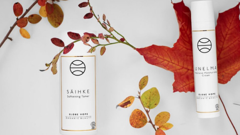 Globe Hope Cosmetics utilises Nordic nature in its products.