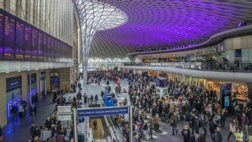Nokia and O2 will pilot Nokia's Massive MiMo technology in Kings Cross, London, to offer better connectivity to O2 customers passing through the very busy transport network area.