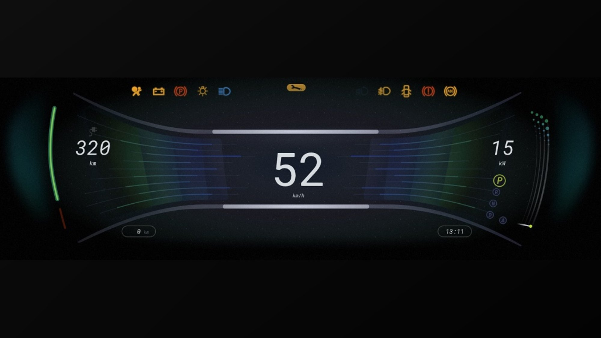 in-vehicle infotainment system
