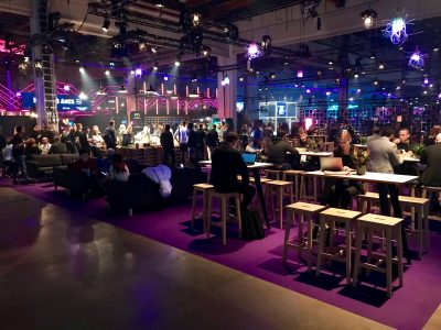 Industry specialists have descended on Slush for two days of industry buzz.
