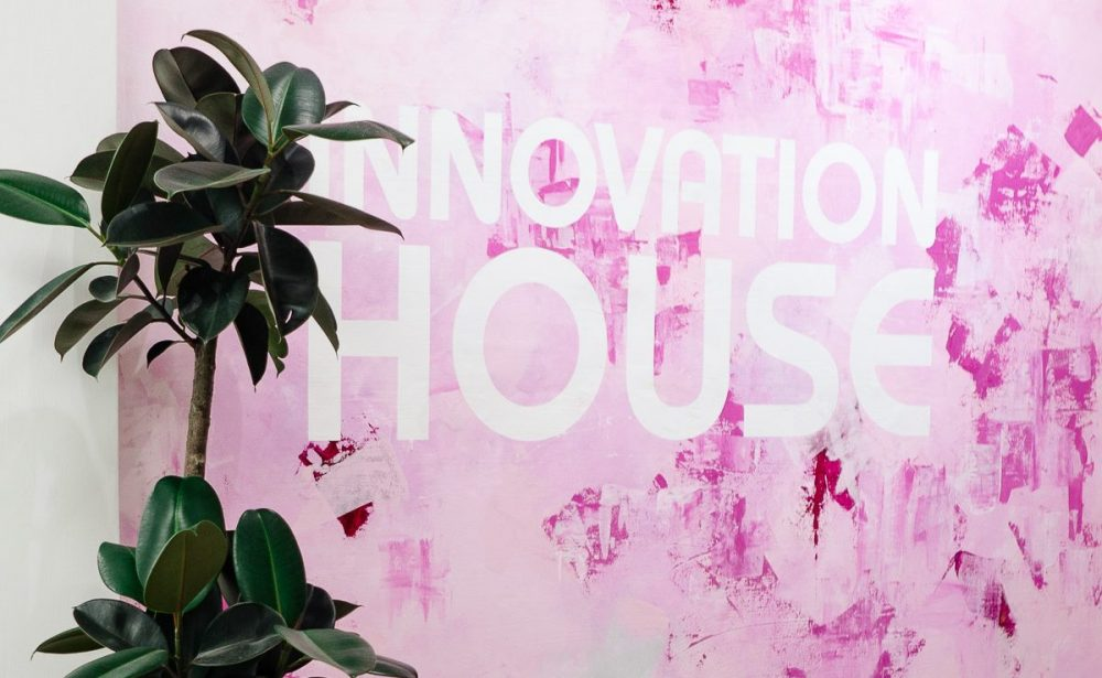 The design of Innovation House's facilities and healthy co-working space culture supports the well-being of its members.