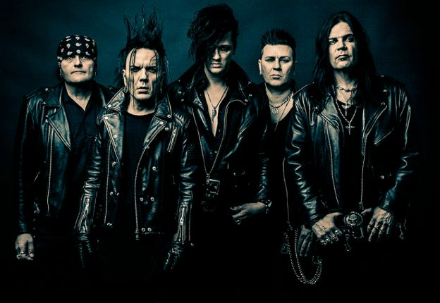 The 69 Eyes are excited for their first US tour in 10 years. (Photo: Ville Juurikkala)