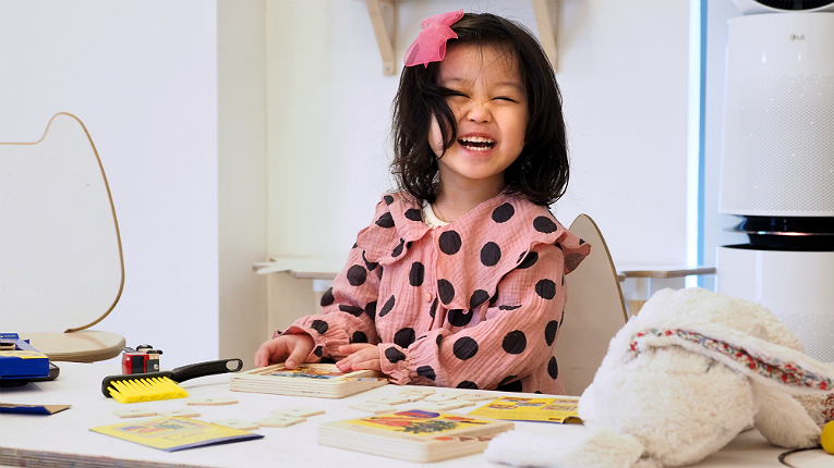 HEI Schools cater to families in South Korea seeking a learning model that fosters independence, curiosity and confidence in their children.