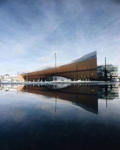 Ala Architects is the firm behind the much-lauded Oodi library in Helsinki.