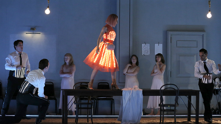 The Finnish National Opera's search for creatives kicks off this week's entertainment wrap.
