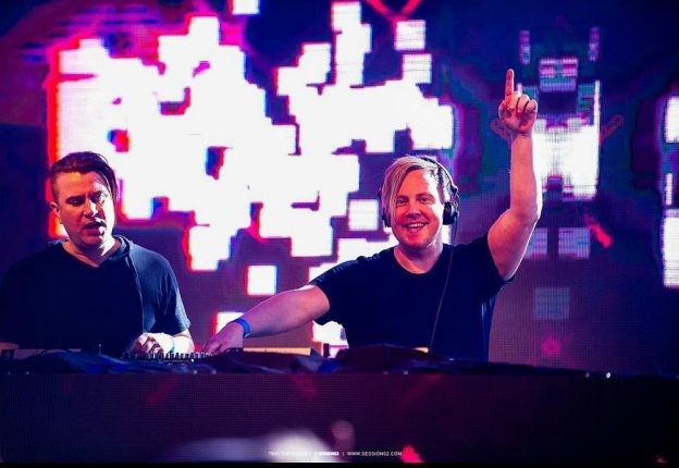 Super8 & Tab deliver a beautiful cross section of trance. (Photo: Instagram) Read the Real EDM article
