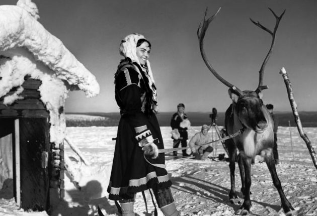 The 1953 film The White Reindeer is a great example of Finnish horror (Photo: SES)
