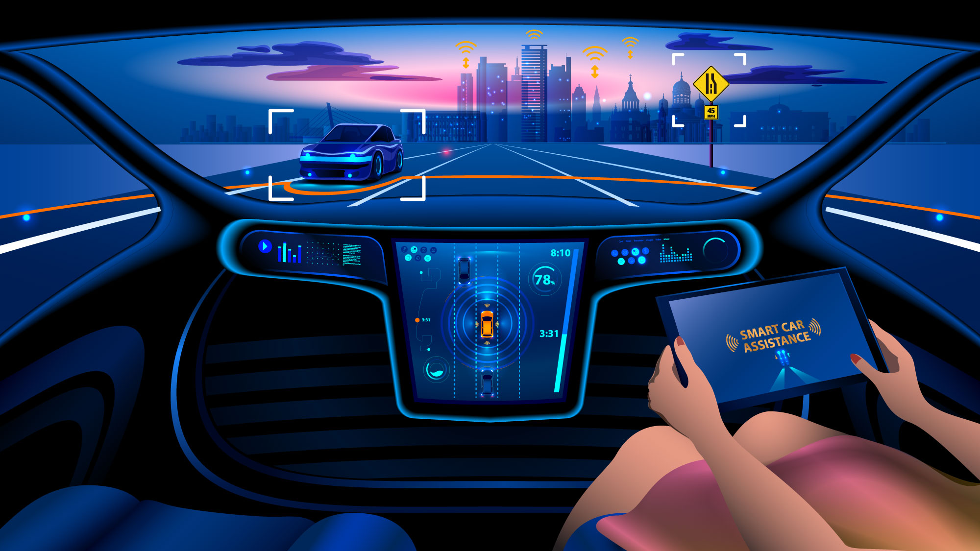 Finland continues to move forward for a future of autonomous vehicles.