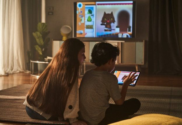 Hatch pairs up with Vodafone to bring 5G gaming to the UK. (Photo: Hatch)