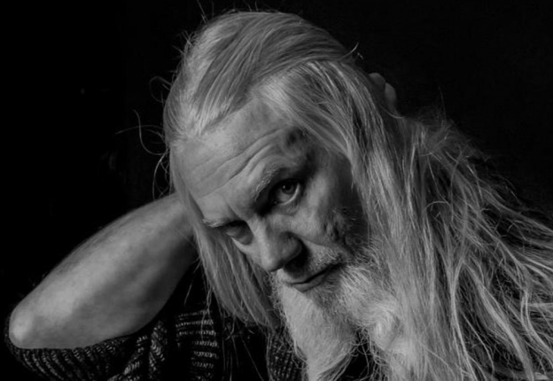 Marco Hietala goes solo, mustering inspiration from his career that spans three decades and counting. (Photo: Reddit)