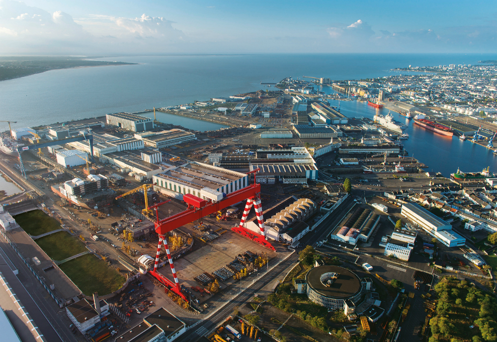 Finnish company Pemamek has received an order for two highly automated PEMA Panel cutting stations from Chantiers de l'Atlantique (CDA), to be delivered to the Saint-Nazaire shipyard. The new panel cutting stations will allow CDA to significantly improve throughput time, increase capacity and maintain high production quality for