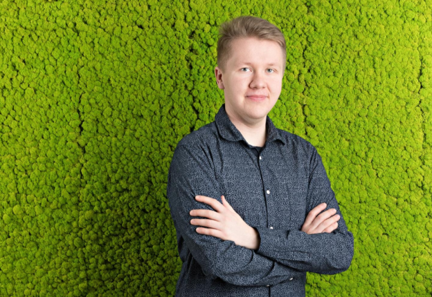 We had a chat with all-around great guy and aspiring voice-over actor, Simo Kekäläinen. (Photo: University of Oulu)