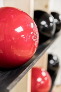 Bowling has not been the same after the launch of Specto, a tracking technology developed by Helsinki-based Angular Velocity.