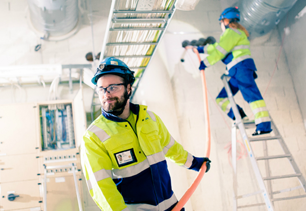 Finnish company Caverion has signed a life-cycle project for the refurbishment of the University of Applied Sciences in St. Pölten, Austria, together with construction company Granit. The project worth approximately 32 million euros for Caverion includes the extension and modernisation of the existing campus, followed by a maintenance agreement over the next 25 years. After the planned extension, the campus will almost double its total study space to 33,000 m2.