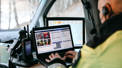 From voice and short data transmissions to actionable wide bandwidth data, emergency services are capitalising on new technologies to improve their situational awareness.