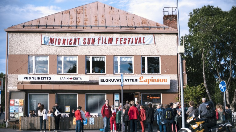 The Midnight Sun Film Festival has been entertaining film buffs around the clock this week.