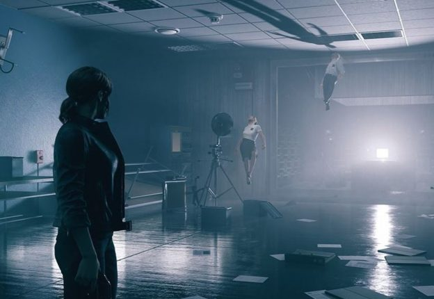 Remedy's new game Control offers a narrative which rivals your favorite Netflix shows. (Photo: Remedy)