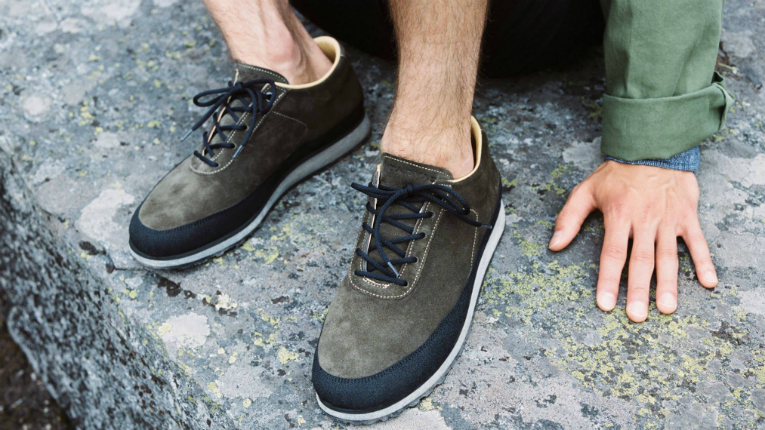 Functionality is at the core of each pair of Tarvas shoes.
