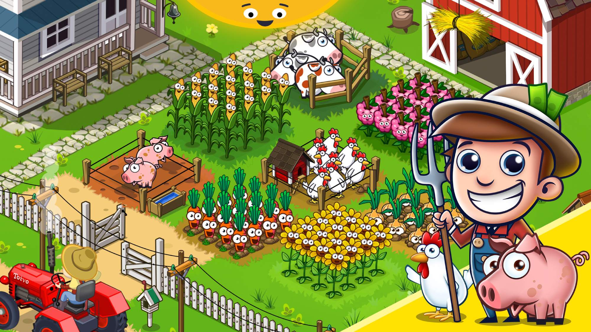 Idle Farming Empire and other so-called idle clicker games have been the bread and butter of Helsinki-based Futureplay Games.