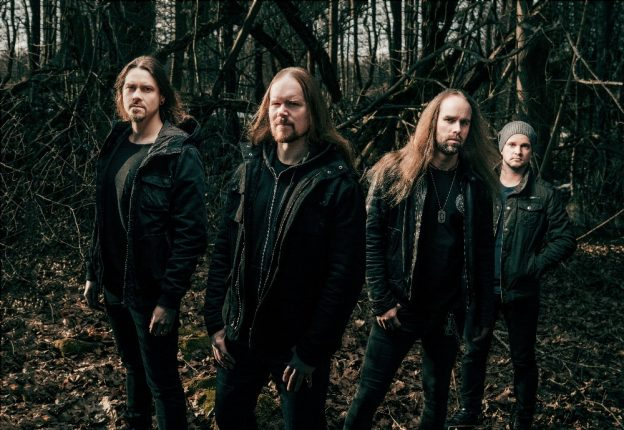 Death metal band Insomnium are set to release a new album and tour the US in 2020. (Photo: Insomnium)
