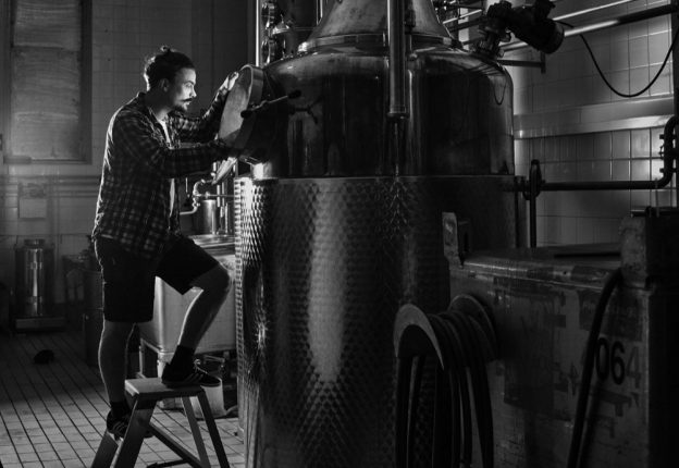 More rye whisky anyone? Kyrö Distillery is ramping up production by building another distillery to meet international demand for its single malt rye whisky. (Photo: Veera Kujala)