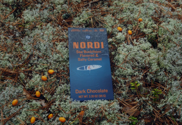 Chocolate doesn't have to be a guilty pleasure anymore. Not with Fazer's new brand NORDI, which is sustainably sourced from the get-go. (Photo: YouTube/Screenshot)