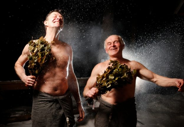 Finland celebrated Sauna Day last week, with over 1 000 private and public saunas opening their doors to sauna enthusiasts. (Photo: Harri Tarvainen)