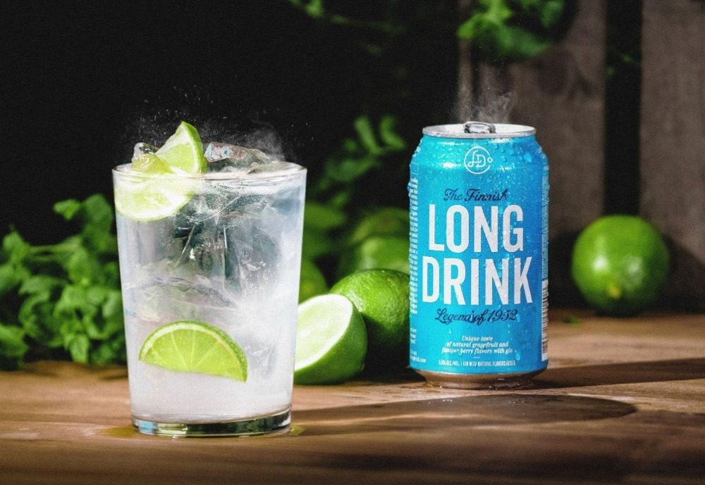 Tom Cruise's co-star in the upcoming Top Gun 2 film Miles Teller has become a part owner in The Long Drink Company. Founded by three Finns and an American, the company is pushing into the US market sip by sip with its Long Drink - a traditional Finnish liquor originating from the 1952 Summer Olympics held in Helsinki.