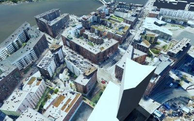 The City of Helsinki offers high-quality 3D models as open data to all operators and collaboration partners as part of a pilot study.