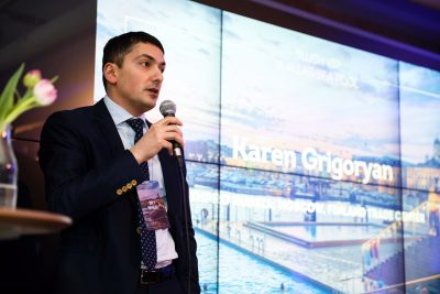 According to Invest in Finland's Karen Grigoryan, Russian innovative businesses are always quite clear about why they come to Finland and what benefits it can provide.